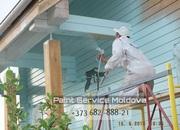 Обновите ваш фасад! Механизированная покраска стен!!!