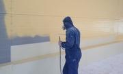 Безвоздушная покраска