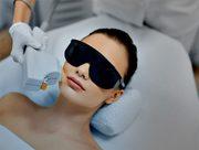 Лазерное омоложение лица (фракционное лазерное омоложение,  Лазерный пи