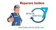 Boiler servici,  Curățarea,  Repararea