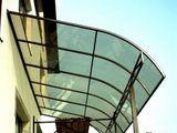Монолитный литой поликарбонат для остекленения