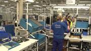 Венгрия - фабрики и заводы.